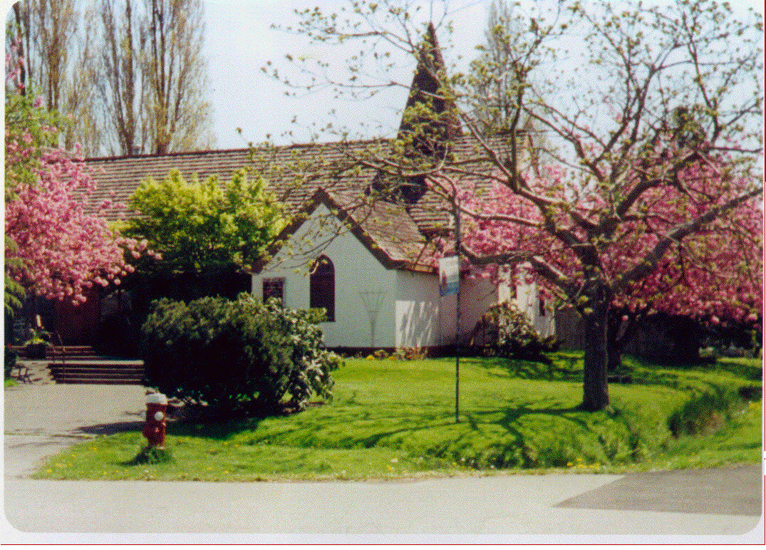 Steveston United Church Photo